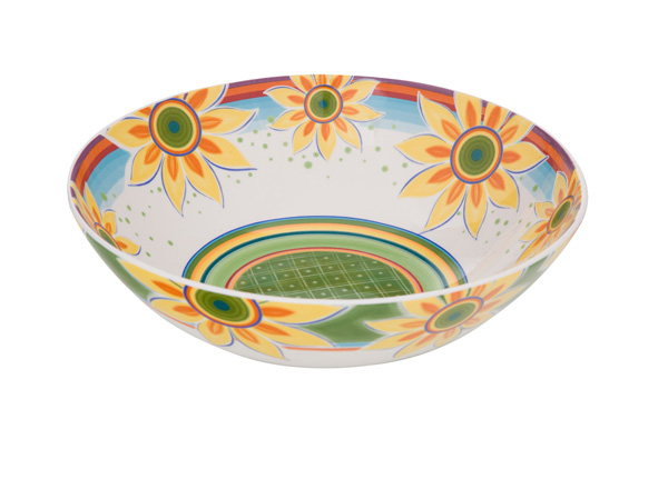 photo of 'Brandani Gift Group: SUNFLOWER BOWL IRONSTONE'