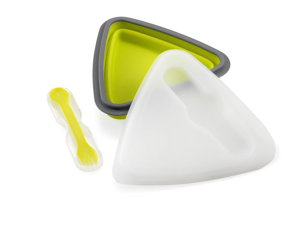 photo of 'Brandani Gift Group: LANCHEIRA PVCON SILICONE, VERDE'