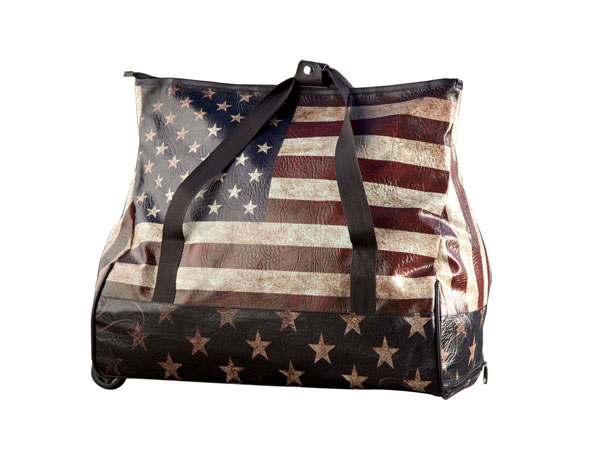 photo of 'Brandani Gift Group: TROLLEY TRAVEL BAG U.S.A.'