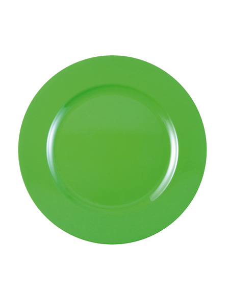 photo of 'Brandani Gift Group: ASSIETTE DE PR�SENTATION KIWISET 6 PCS PLASTIQUE'