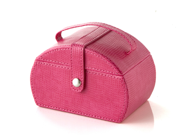 photo of 'Brandani Gift Group: MINI COFFRET PYTHON FUSCHIA ECOPELLE'