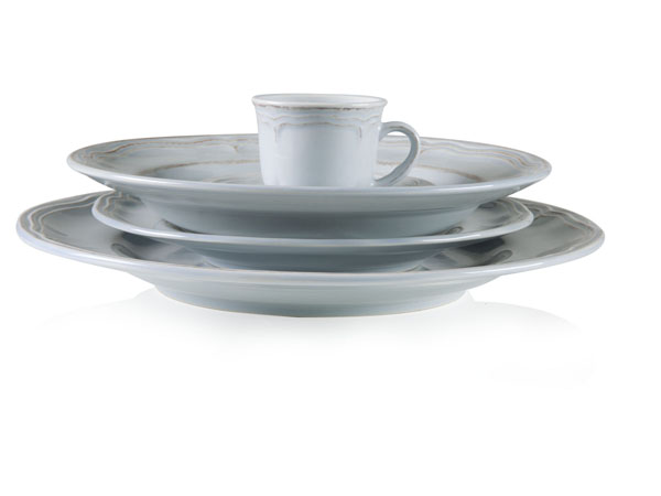 photo of 'Brandani Gift Group: CROCKERY SET WITH MELANGE COFFEE CUP AIR FORCE BLUE STONEWARE'